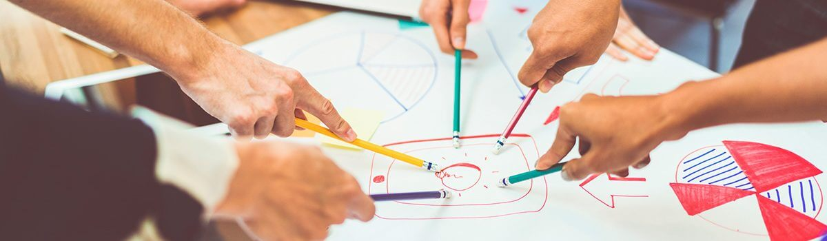 A importância das metas empresariais e técnicas para alcançá-las